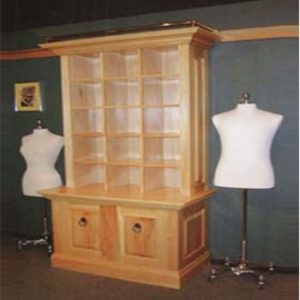 McGowen Displays, Inc | Product categories Custom Woodwork